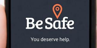 Be Safe. You deserve help.